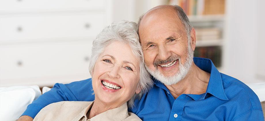 Mature Adult Dental patients